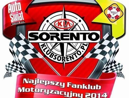 Zwycięzca plebiscytu Auto Świat na najlepszy Fanklub Motoryzacyjny Roku 2014